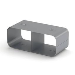 Afzuigkap Buisverbinding Compair Steel flow SF