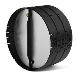 Terugslagklep afzuigkap Thermobox Ø150 mm