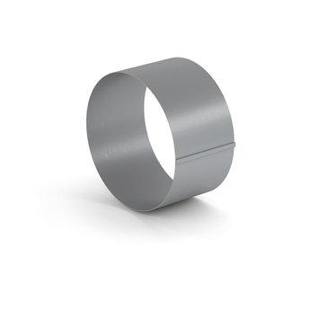 Afvoer dampkap ronde Buisbochtverbinder Compair Steel Flow