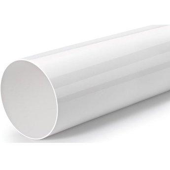 Compair Flow Set Afvoer afzuigkap Hoog rendement luchtafvoer buis Ø125mm Vlakke buis