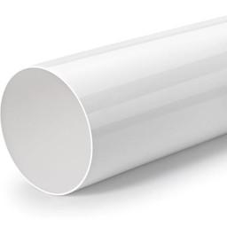 Compair Flow Afvoerbuis afzuigkap Ø150mm Lengte 500 mm wit