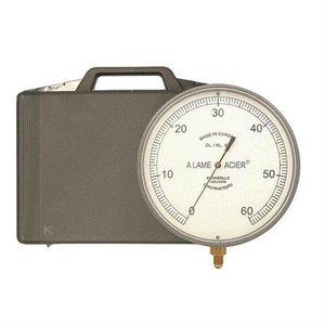 Blondelle ijkmanometer (PED) 60 Bar + koffer
