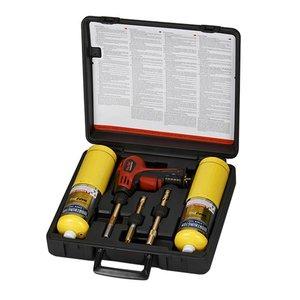 CPS Pro Set soldeerbrander kit in koffer