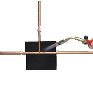 Turbo torch lasdeken 0,2x0,3m 1000°C