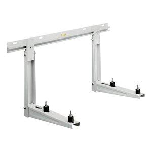 Rodigas MS219 wandbeugel met aluminium montage rail 1,0m