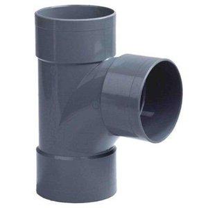 PVC T-stuk 90° 20mm