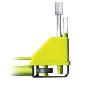 Aspen Pomp Mini Lime Silent+ incl. 80cm Inoac leidinggoot CD-75