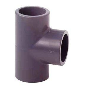 PVC T-stuk 90° 40mm