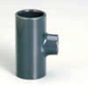PVC T-stuk 90° 50mm