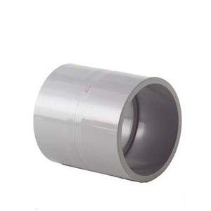 PVC 2x lijmmof 40mm
