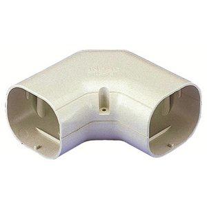 Inoac NE-140 platte lange bocht 90°