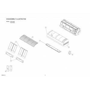 Filter voor Fuji Electric RJZ-18LBC