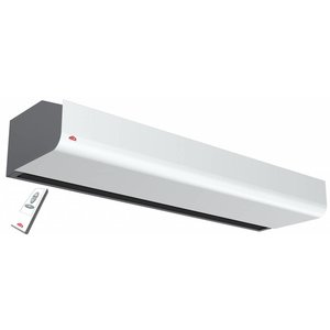 Frico Luchtgordijn PA3215CW - waterverwarmd, installatiehoogte