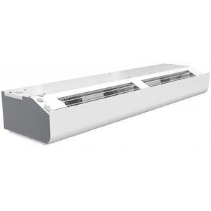 Frico PA3515WH  -Water verwarmd, installatiehoogte verticaal 3,5 m - installatiehoogte horizontaal 5 m