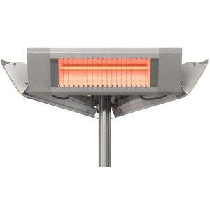 Frico Infraroodstraler IHW15 Brede warmteverdeling 1500 Watt
