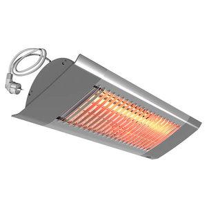 Frico Infraroodstraler IHF15 Gerichte warmteverdeling 1500 Watt