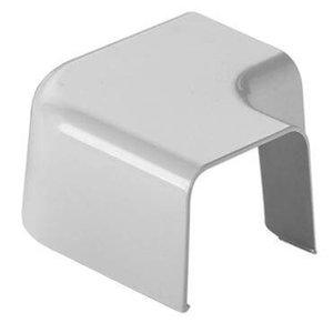 Canalplast CP125 platte bocht 90°