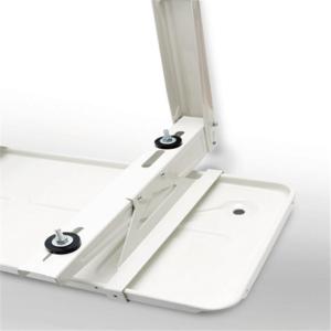 Rodigas  Metalen lekbak VS01  incl. bevestiging, afvoer 20mm  Lichte transportschade