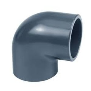 PVC knie 90° 20mm