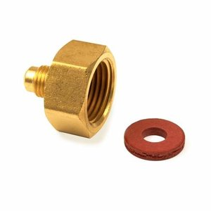 Aircovent cilinder adapter RU1-1/4 SAE uitw.