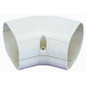 Inoac NM-140 platte bocht 45°