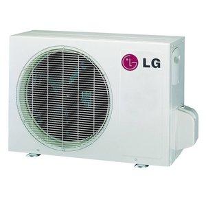 LG airco RAC Deluxe Inverter V DO9AK NSB 2,5 kW
