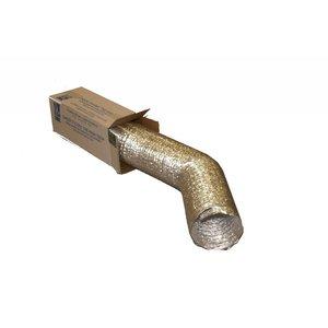 Aludec 70 flexibele slang ø203mmx10m
