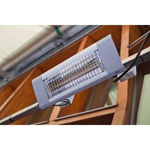 Frico Infraroodstraler IHF10 Gerichte warmteverdeling 1000 Watt