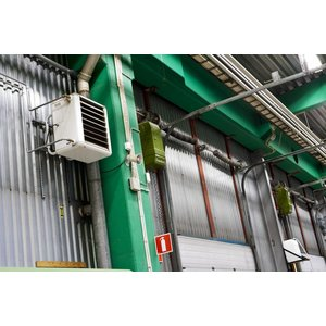 Frico Luchtverhitter SWH02, 12kW