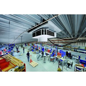 Frico Luchtverhitter SWT02 - 7,8/11 kW