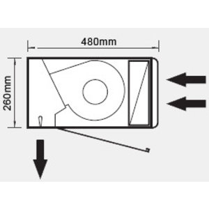 Frico LSA Effect G2500P 60-40