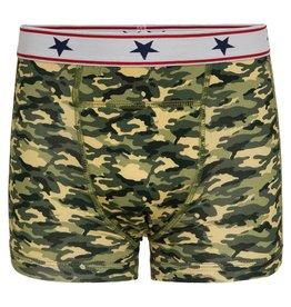 Underwunder Jongens Boxer, camouflage