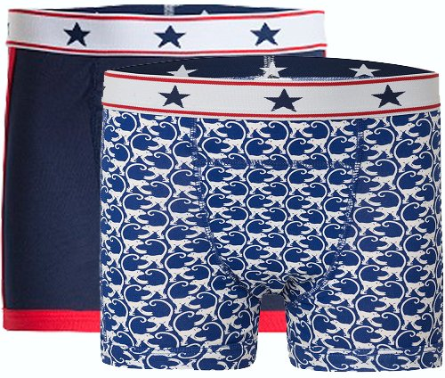 Underwunder Boys boxer monkey (price per 2) - Copy - Copy