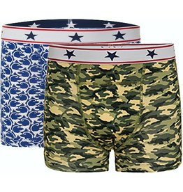 Underwunder Boys boxer monkey /camou (price per 2)