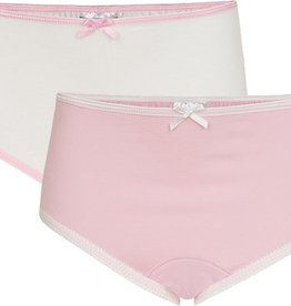 Underwunder Girls classic briefs white (set of 2) - Copy