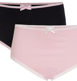 Underwunder Girls classic briefs blue/pink (set of 2)