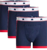 Underwunder Boys boxer blue (set of 3)