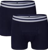 Underwunder Men's Boxer blue (set of 2)