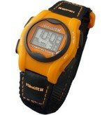 Vibra Lite Mini Vibra Lite 12 bathroom watch orange