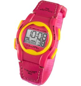 Vibra Lite Mini Vibra Lite 12 bathroom watch pink