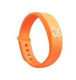 Plashorloge U7, oranje