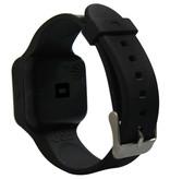 Plashorloge / Medicijnhorloge R16 zwart met 16 alarmmomenten speciaal voor kinderen