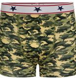 Voordeel zindelijkheidpakket jongens boxer camouflage, R16 horloge en Juf Sas