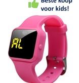 Voordeel zindelijkheidpakket jongens boxers rood, R16 horloge en Juf Sas
