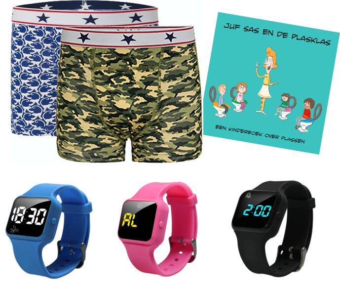 Advantage package boys boxer blue, R16 watch and Juf Sas - Copy - Copy - Copy - Copy - Copy - Copy - Copy