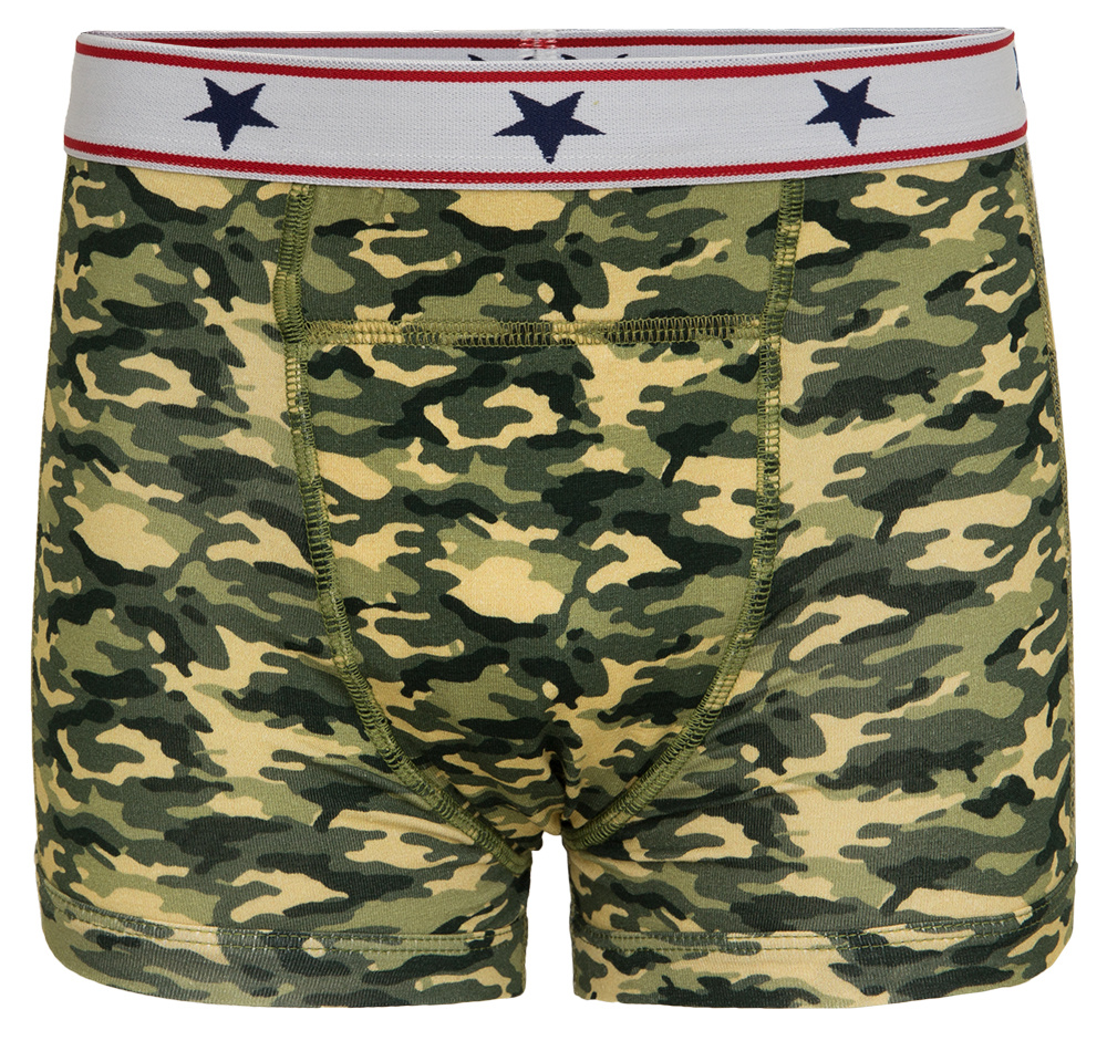 Underwunder Boys boxer camouflage - Copy - Copy