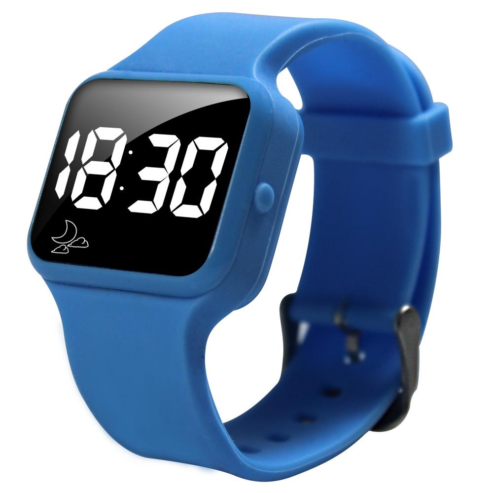 Plashwatch / Medicine watch R16 black with 16 alarm times especially for children - Copy - Copy