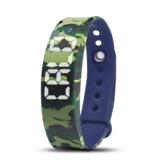 Plashwatch / Medicine watch U15 red camouflage with 15 alarm times - Copy