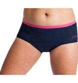 Underwunder Women Brief dark blue / fuchsia pink