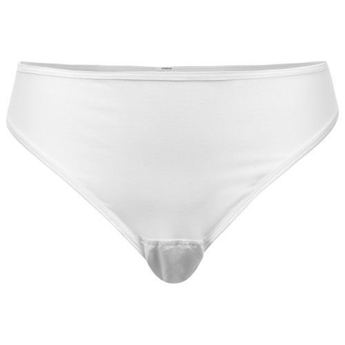 Underwunder Women Bikini briefs black/white (price per 2)